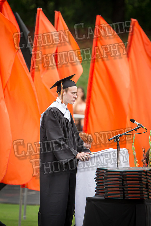 Davie High Graduation 2013-18