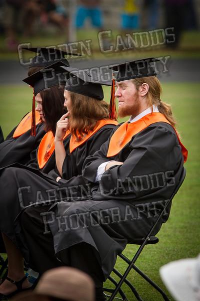 Davie High Graduation 2013-57
