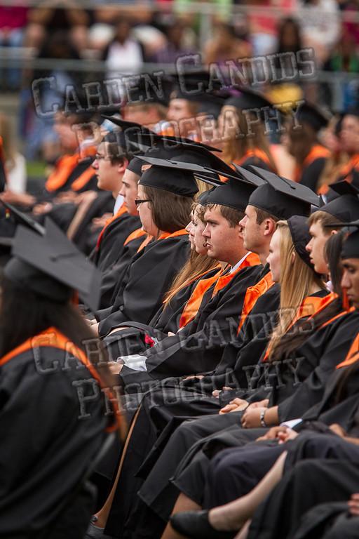Davie High Graduation 2013-32