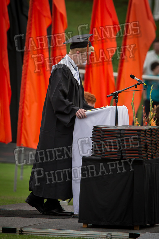 Davie High Graduation 2013-22