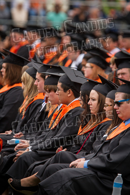 Davie High Graduation 2013-33