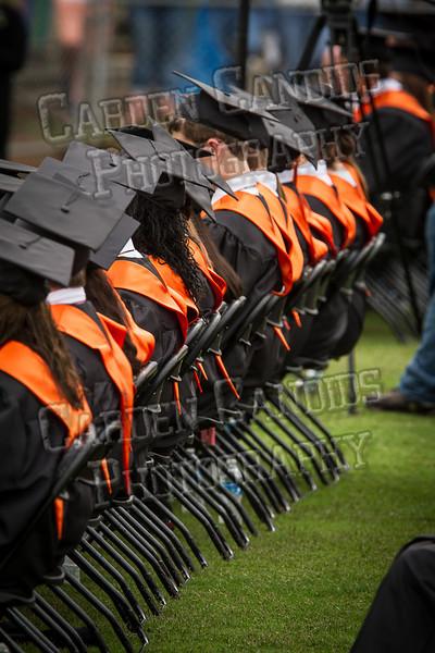 Davie High Graduation 2013-61