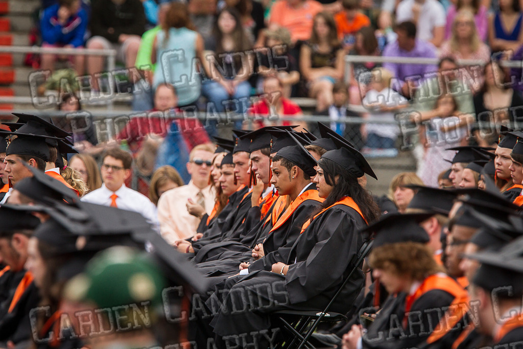 Davie High Graduation 2013-41