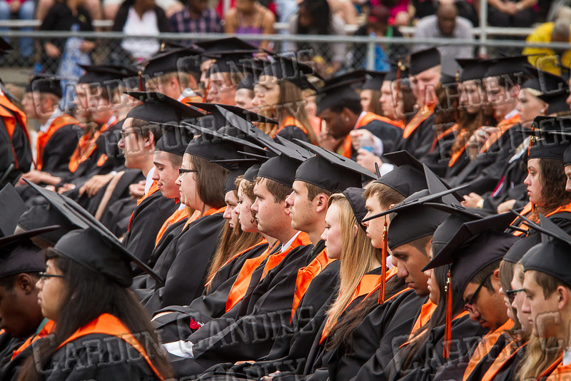 Davie High Graduation 2013-46
