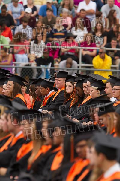 Davie High Graduation 2013-101