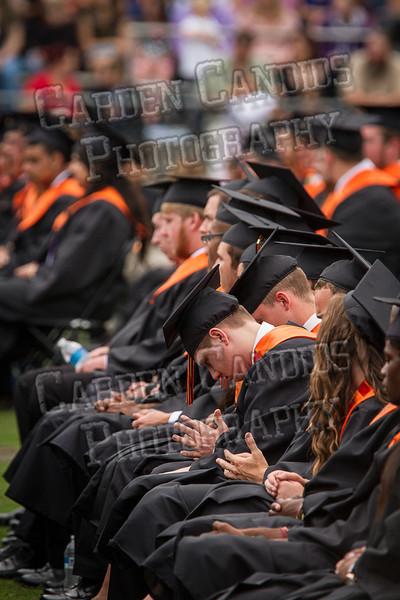 Davie High Graduation 2013-30