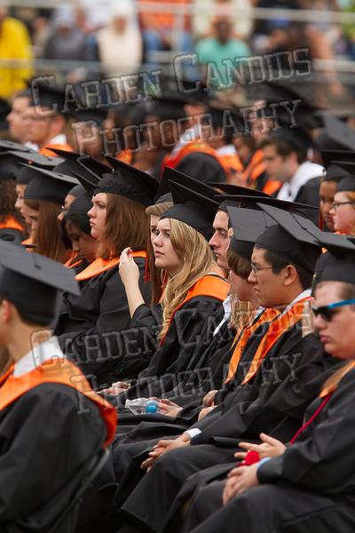 Davie High Graduation 2013-81