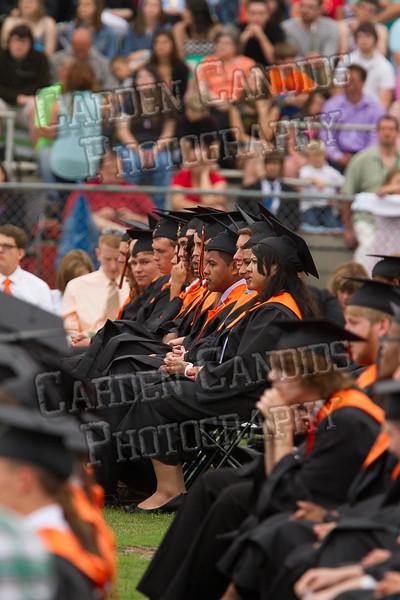 Davie High Graduation 2013-99