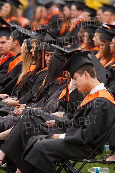 Davie High Graduation 2013-70