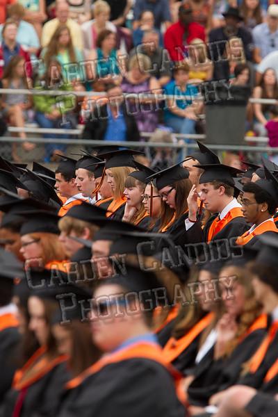 Davie High Graduation 2013-105