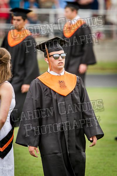 Davie High Graduation 2013-9