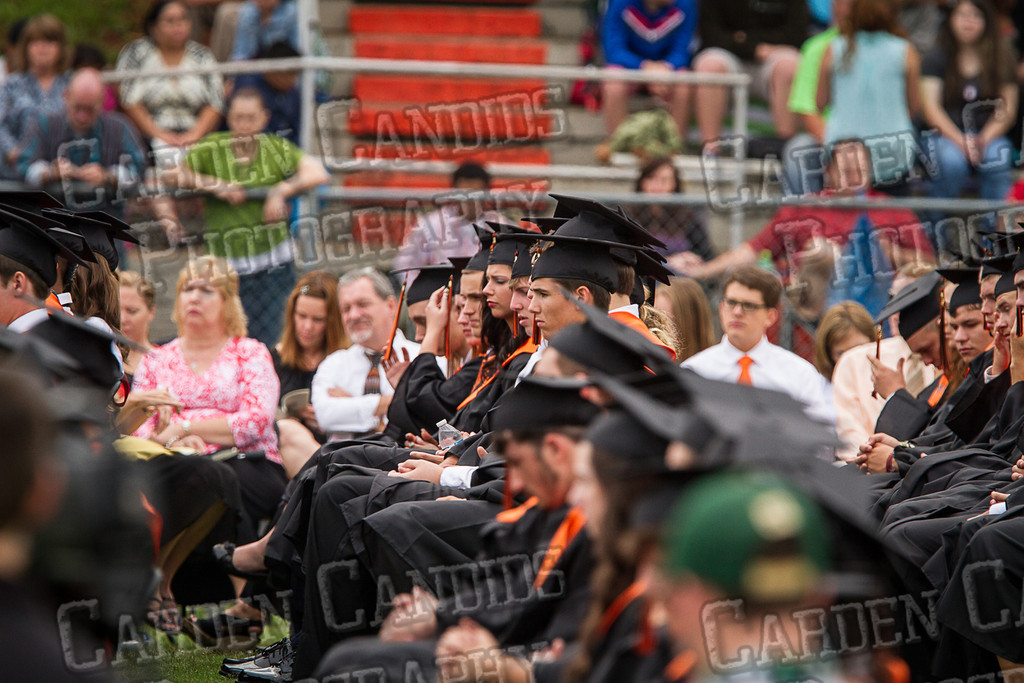 Davie High Graduation 2013-42