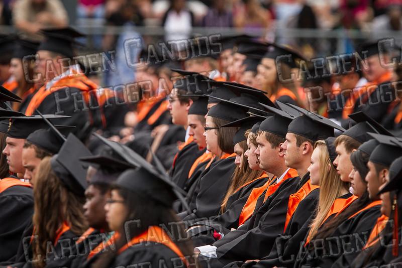 Davie High Graduation 2013-43