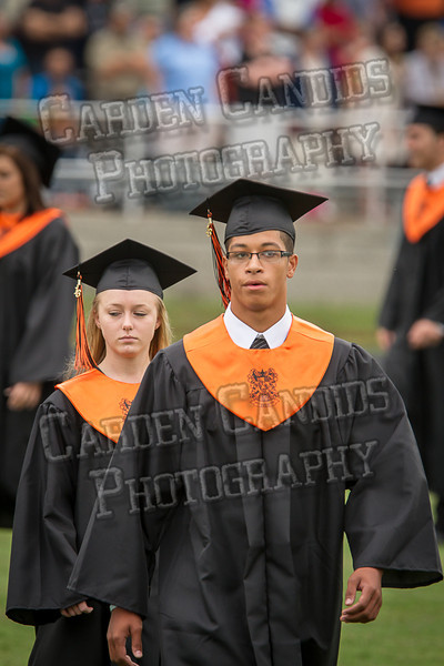 Davie High Graduation 2013-16