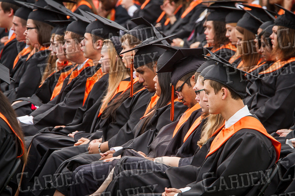 Davie High Graduation 2013-47
