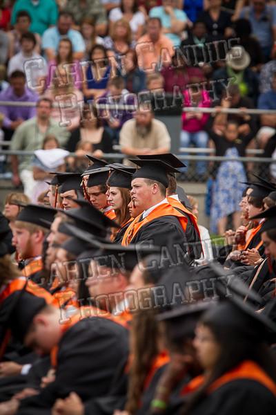Davie High Graduation 2013-54