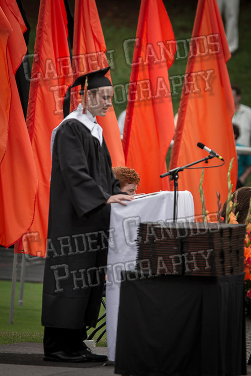 Davie High Graduation 2013-20