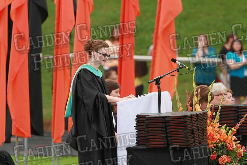 Davie High Graduation 2013-106