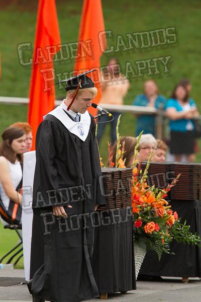 Davie High Graduation 2013-78