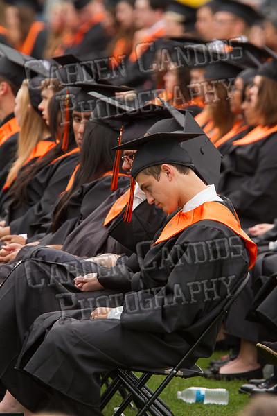 Davie High Graduation 2013-71