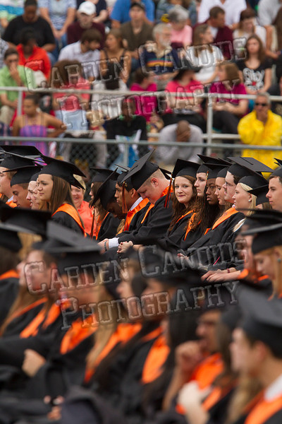 Davie High Graduation 2013-100