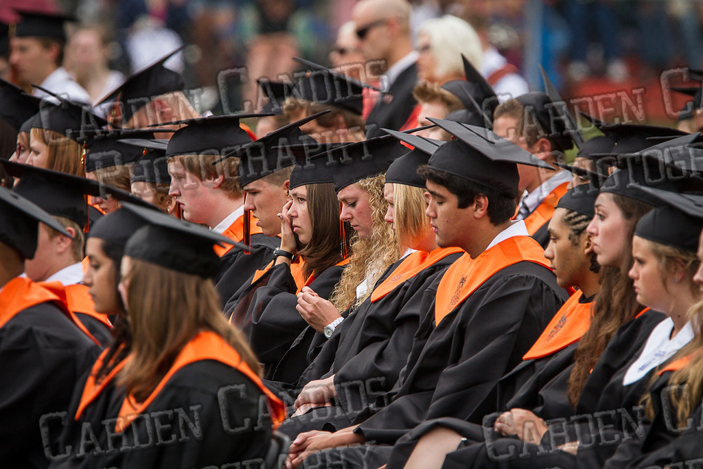 Davie High Graduation 2013-34
