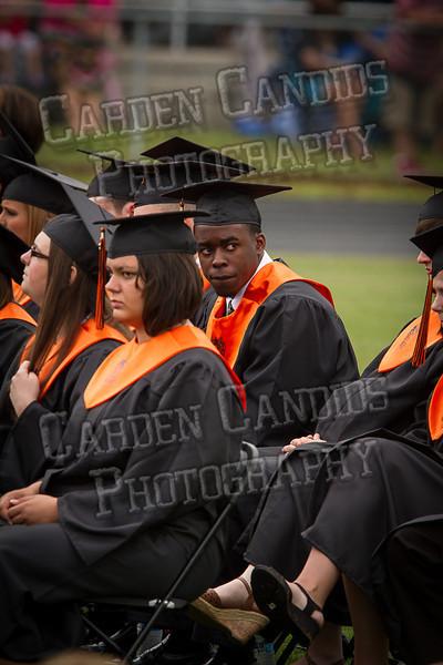 Davie High Graduation 2013-55