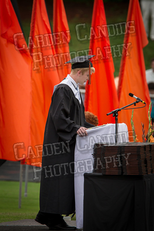 Davie High Graduation 2013-21