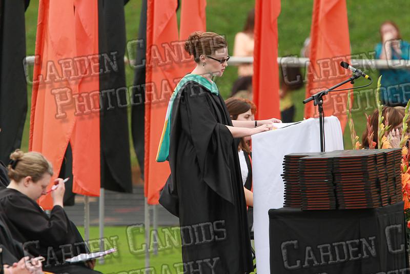 Davie High Graduation 2013-107
