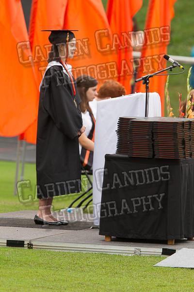 Davie High Graduation 2013-72