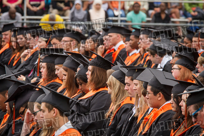 Davie High Graduation 2013-45