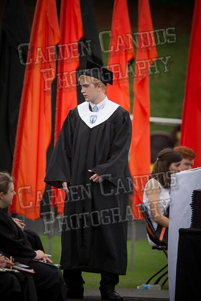 Davie High Graduation 2013-26