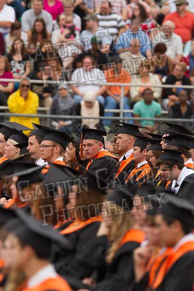 Davie High Graduation 2013-102