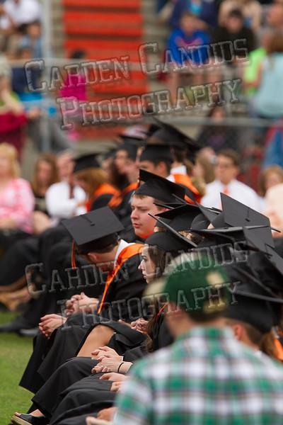 Davie High Graduation 2013-98