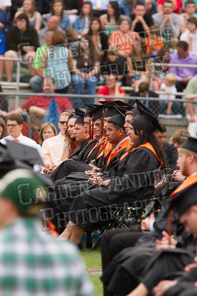 Davie High Graduation 2013-67