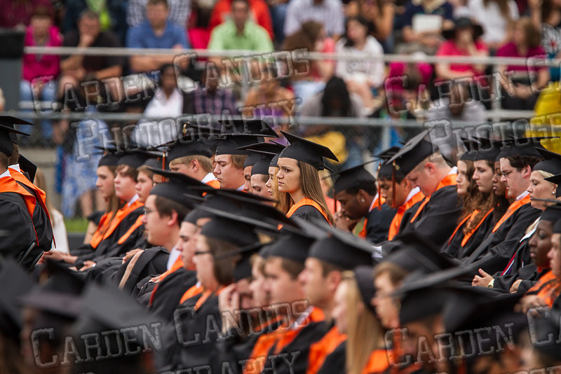 Davie High Graduation 2013-39