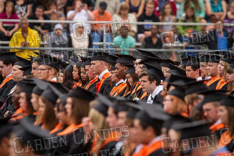 Davie High Graduation 2013-36