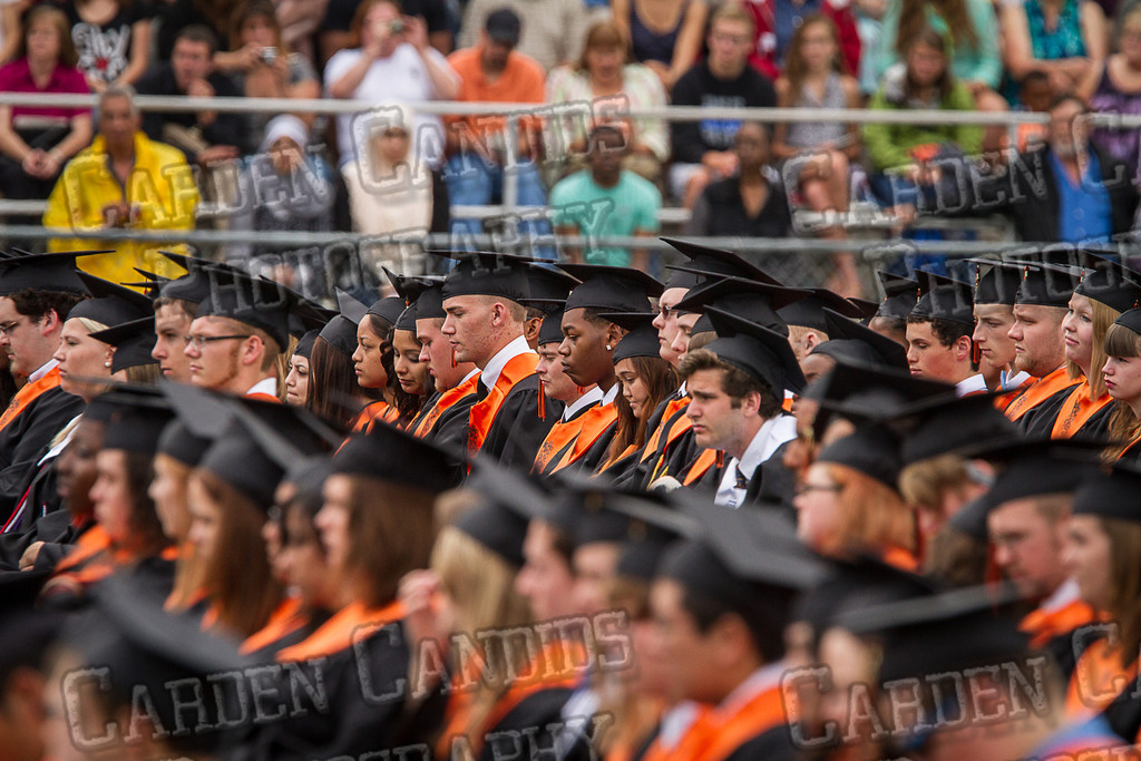 Davie High Graduation 2013-36