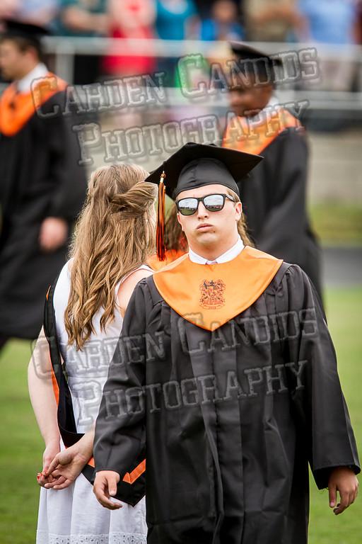 Davie High Graduation 2013-10