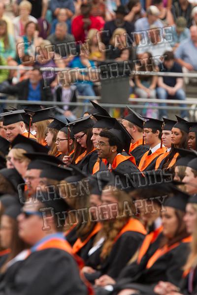 Davie High Graduation 2013-83