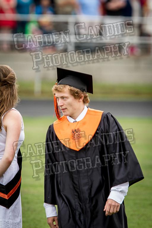 Davie High Graduation 2013-12