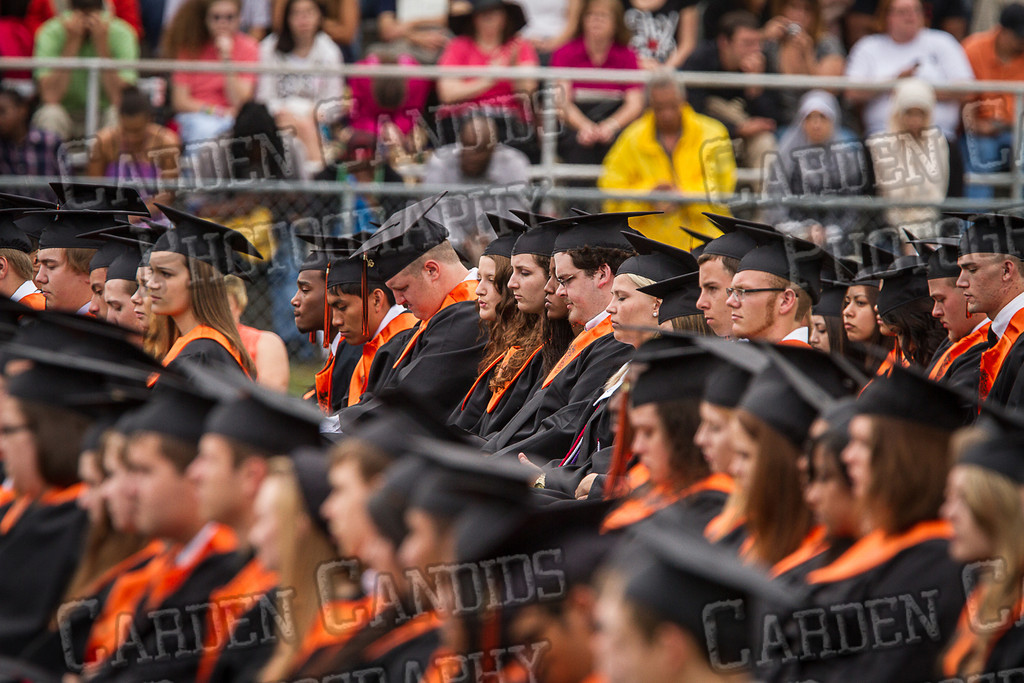 Davie High Graduation 2013-38