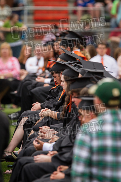 Davie High Graduation 2013-29