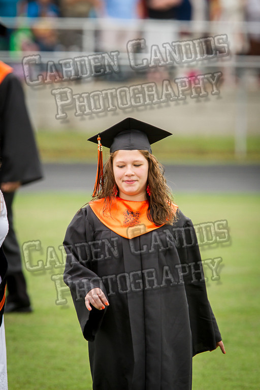 Davie High Graduation 2013-11
