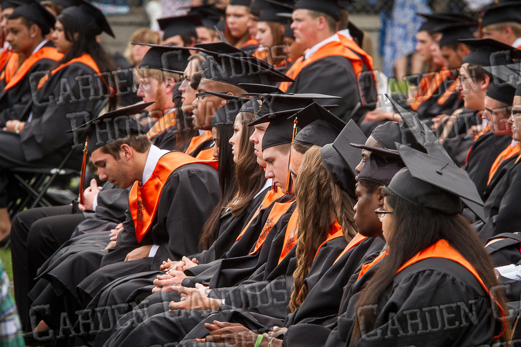 Davie High Graduation 2013-49