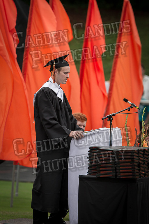 Davie High Graduation 2013-19