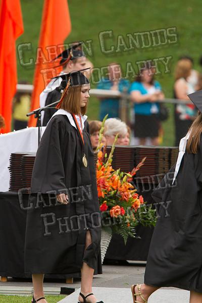 Davie High Graduation 2013-77