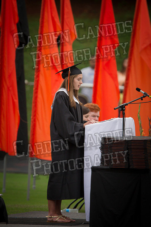 Davie High Graduation 2013-28