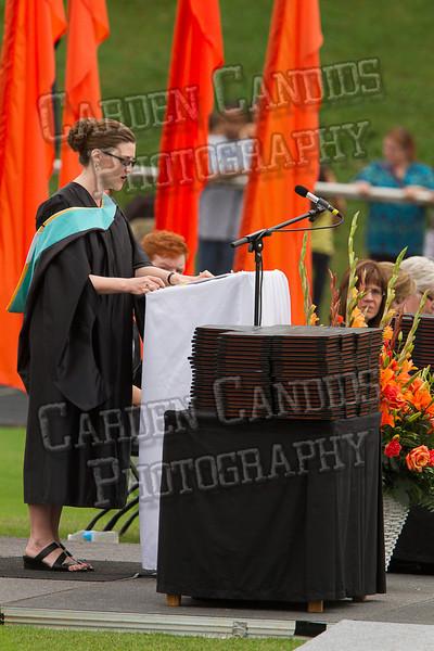 Davie High Graduation 2013-89