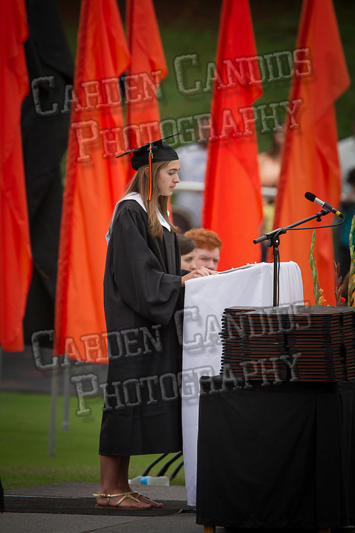 Davie High Graduation 2013-27